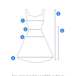 Dresses & Skirts - How to properly measure a dress